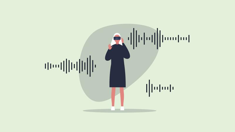Spatial Audio Techniques for Enterprise VR Applications