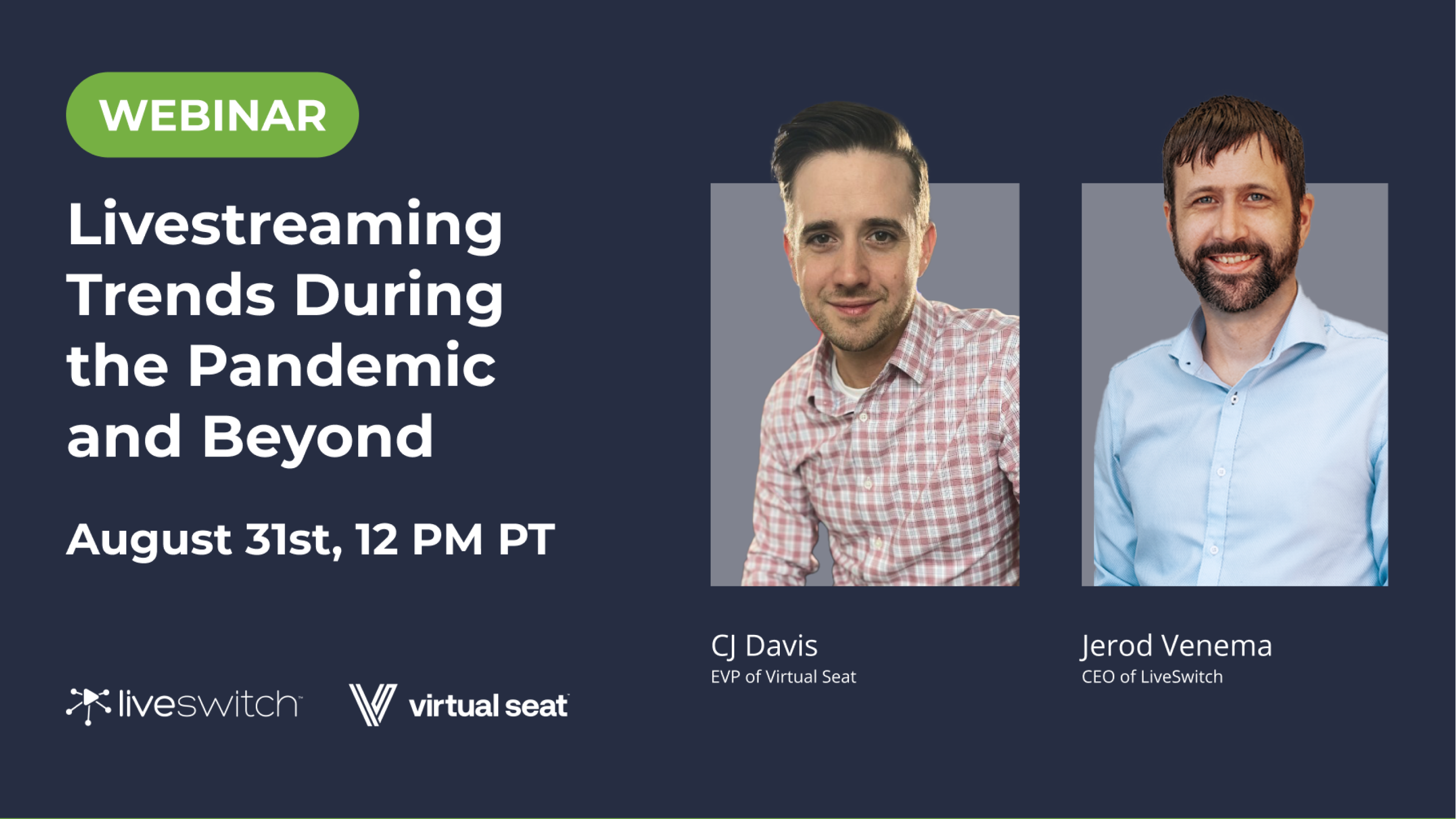 Livestreaming trends during the pandemic and beyond