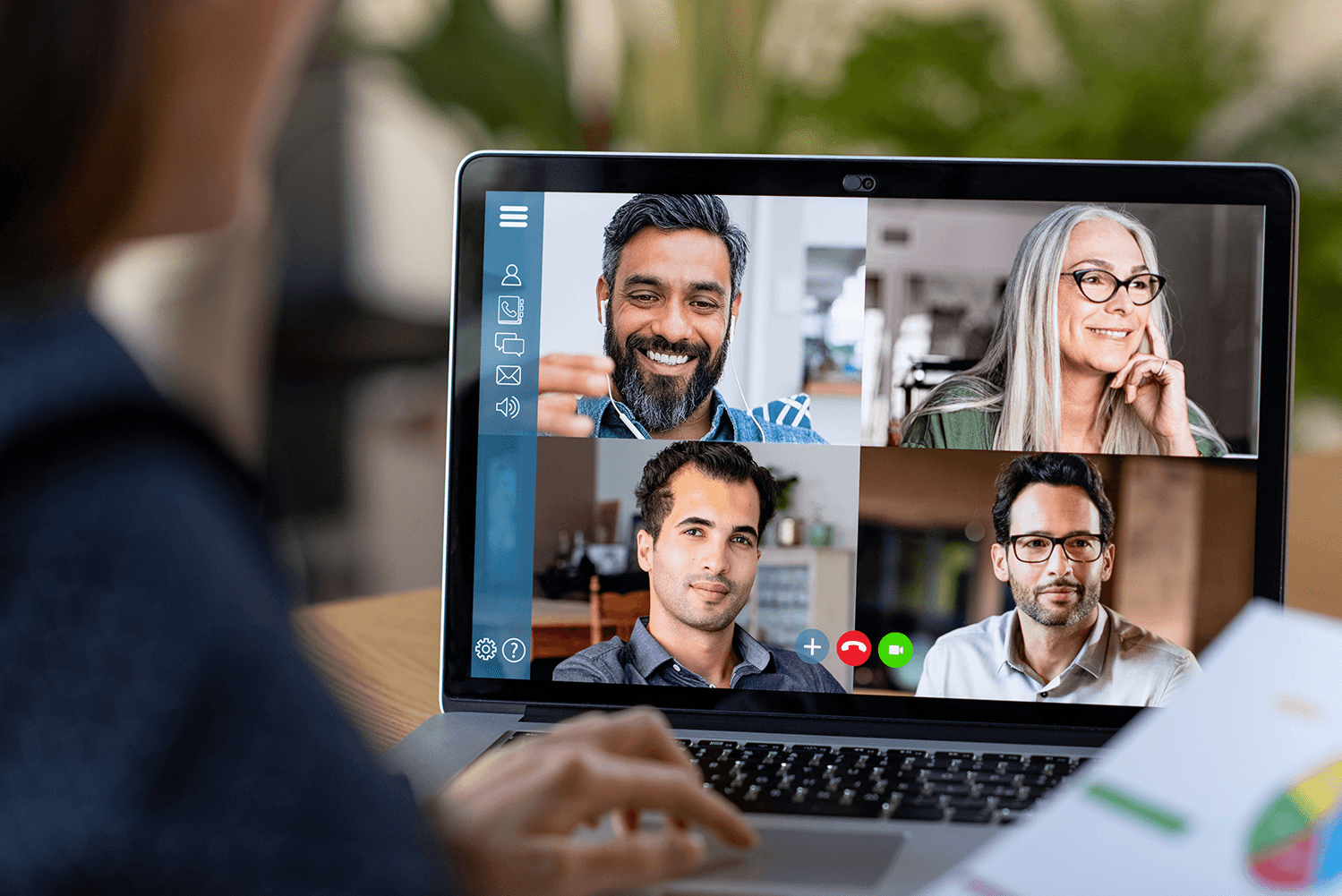 Secure Video Conferencing App Platform With API and SDK Access