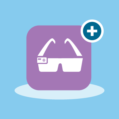 Assistive Remote Field Service with WebRTC Smart Glasses